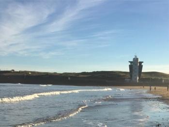 close by Aberdeen beach a short drive