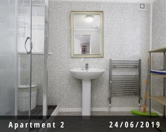 Apartment-Private Bathroom-1 Bed Ground Flr (Flat 2) - Base Rate