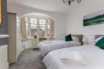 JML Apartments - Burlington Rd Blackpool -