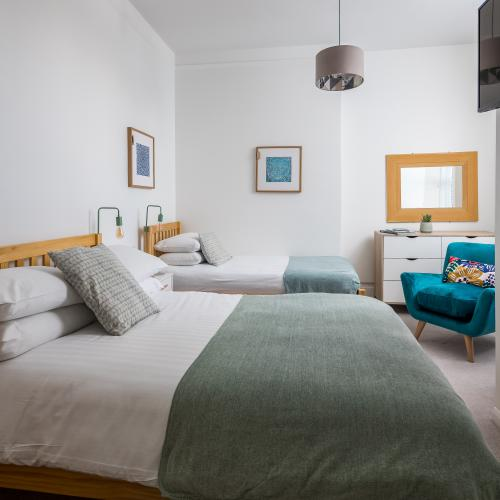 Standard Twin room or Triple