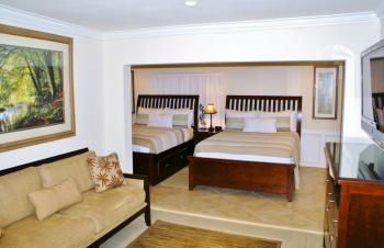 Island Sands Executive Suite Two Doubles