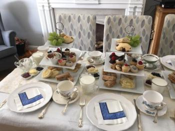Contact us to Experience our Afternoon Tea