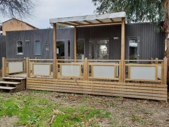 Cottage-Famille-Salle d'eau-Vue sur Jardin-Lavezzi  41 - Tarif de base