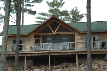 Apostle Pines 4-Cottage-Private Bathroom-Lake View