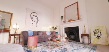 Elegant 5 bed 4 bath 'Vogue House' Parisian style home -