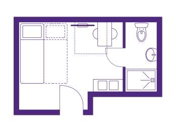 Flat 4 Floor Plan