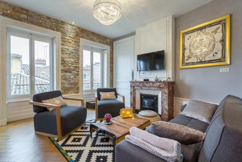 Appartement-Douche-Les toits du Vieux Lyon - Tarif de base