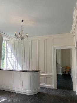Bowlish House - Reception
