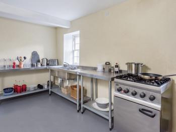 Kitchen in Deanich Lodge