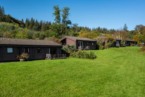 Lodges- semi detached and detached options
