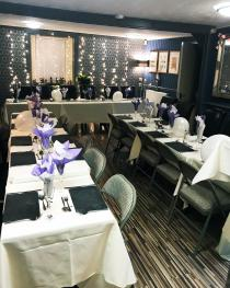 We can cater for party's of up to 30 people in out dining room