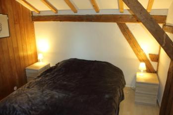 Chambre 1: lit de 160
