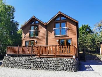 9b Arnside South Lakeland By Waterside Holiday Lodges -