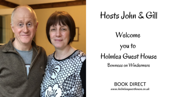 Holmlea Guest House - We will look after you during your stay.