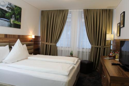 Doppelzimmer-Standard-Ensuite Dusche - Booking.com Messe