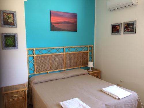 Stanza 4-Matrimoniale-Standard-Bagno in camera con doccia-Vista mare - Tariffa OTA