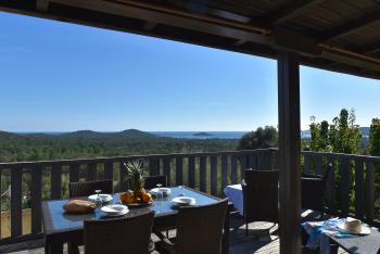 Villa Confort T3C vue mer - 2 chambres - 4/6 personnes