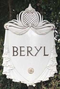 Beryl Country House shield