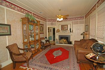 Victorian Suite Living Room