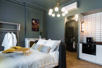 Chambre tout confort