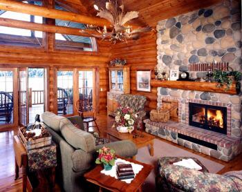 Grandview Lakeside Log Lodge -