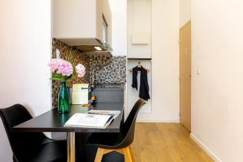 Appartement Latte cuisine