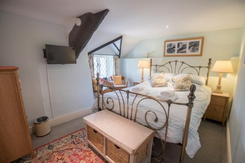 Double room-Luxury-Ensuite-The Loveny