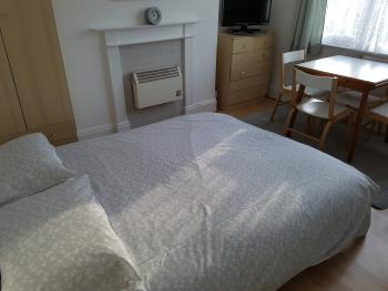 Easy to use sofa bed - Flat 1