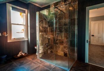 Loft & Attic walk in shower unit