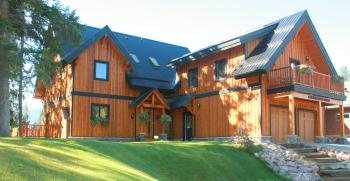 Canyon Ridge Lodge - Front View