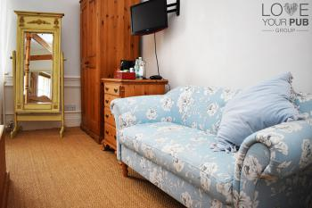 Double room-Deluxe-Ensuite with Bath-Countryside view