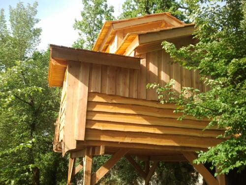 cabane de la source-Cabane-Standard-Douche-Vue sur la campagne - Tarif de base