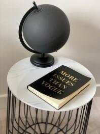 Interior Decor & Guest Review Book
