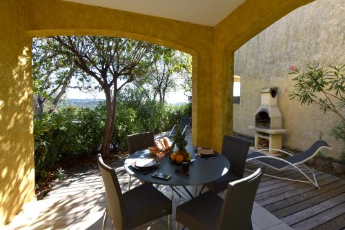 Villa Confort T2B vue mer - 1 chambre - 2/4 personnes