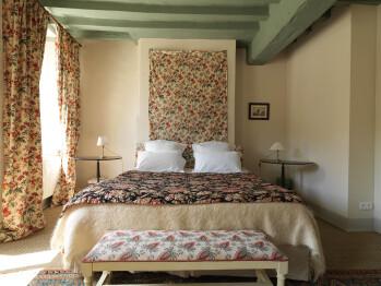 Suite Jeanne d'Arc - king size bed - double