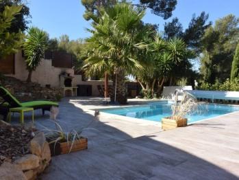 Villa Sorba - piscine plage à 5mn à pieds - Ted Home