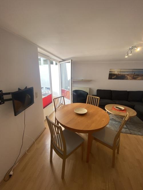Ferienwohnung-Apartment-Eigenes Badezimmer-Terrasse