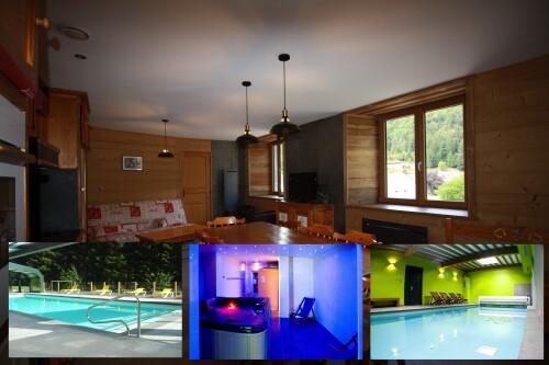 Gîte n°3 - 4 à 10 personnes - 3 chambres