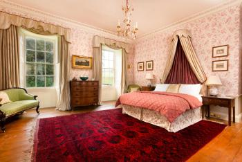 Double room-Deluxe-Ensuite with Bath-Garden View-Country House The Rose