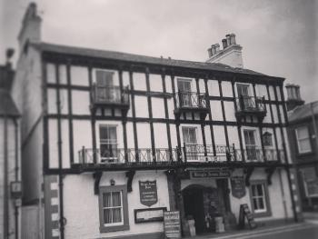 King's Arms Hotel - Before the Refurbishment