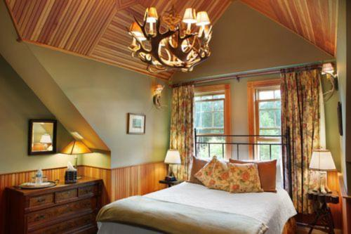 Deluxe Main Lodge Room-Queen-Ensuite with Jet bath