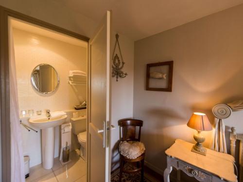 """Chambres Double """"Coté Campagne"""" - Vue sur jardin avec salle de bain Privée"""
