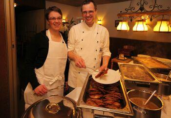 Beatrix und Hendrik Geschermann
