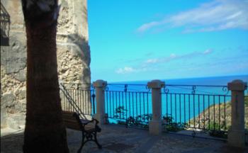 Aussicht aufs Meer © Ferienwohnung Casa Belle Vacanze
