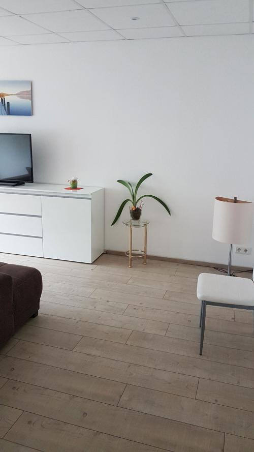 Ferienwohnung-Einfach-Eigenes Badezimmer-Blick auf den Wald-Fewo 2 - Standardpreis