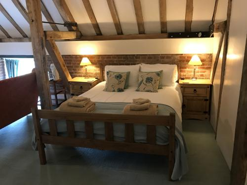 Double room-Ensuite-The Henham Room - Base Rate