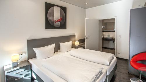 Doppelzimmer-Budget-Eigenes Badezimmer