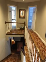 First Floor Lobby - Second Floor Guest Rooms