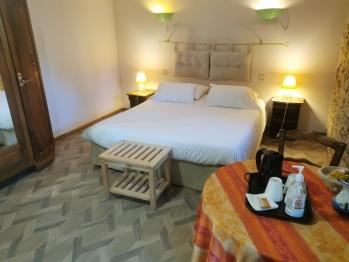 Chambre climatisée 2/3 pers près Perpignan Collioure