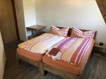Doppelzimmer mit DU/ WC/ TV/ Couch